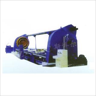 三阶段预应力管水压机