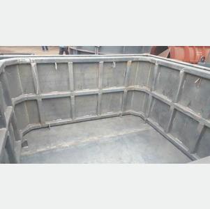 化粪池模具(企口连接,有底座,有盖板)